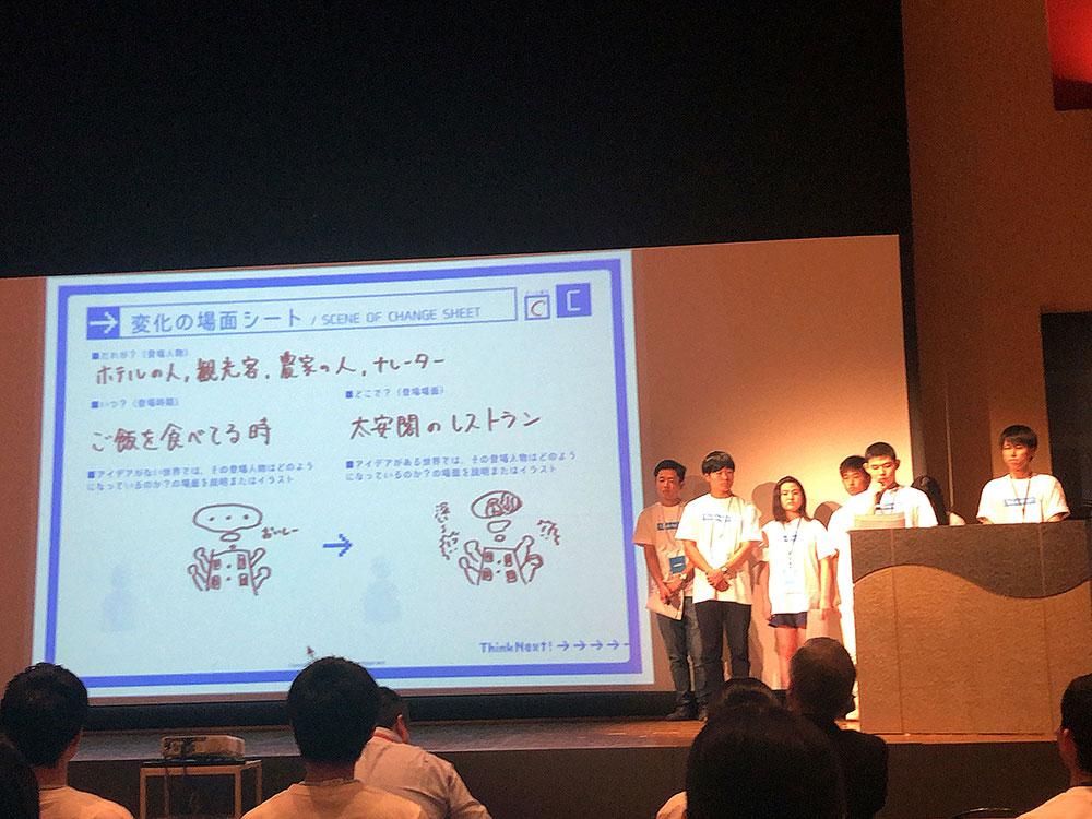 壱岐 i.club Summer Program! 2019 チーム名:one for all, all for one