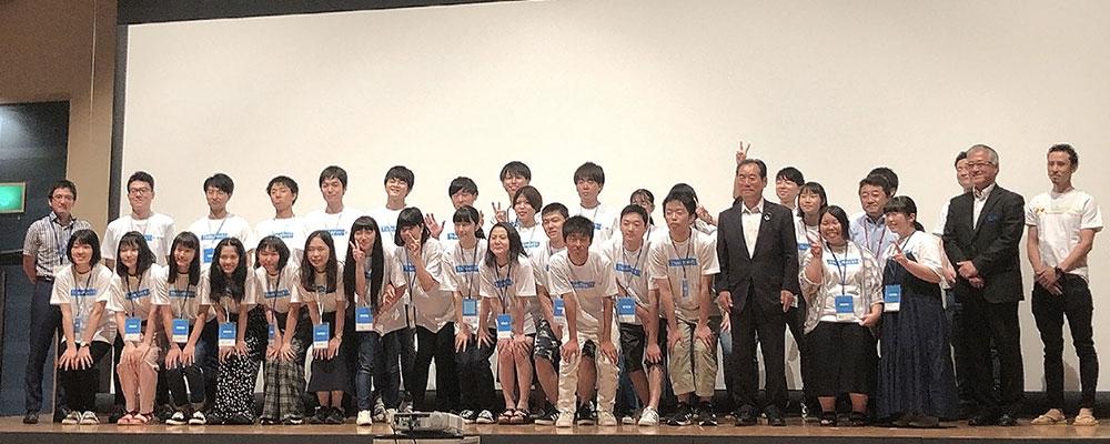 2019年8月9日 「壱岐 i.club Summer Program! 2019(以下、iSP!2019)」発表会